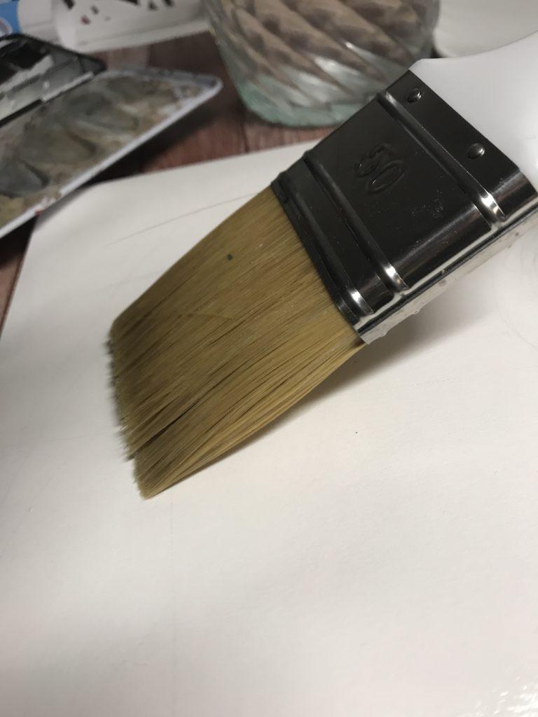 Malen für Anfänger- Das Blatt wässern